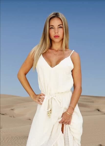 """C'est elle """"la nouvelle petite amie"""" de Benji, Maddy Burciaga avec qui il vit à Dubaï depuis quelques mois"""