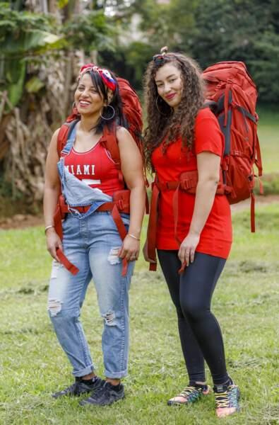Kaoutar et Nour, mère et fille explosives