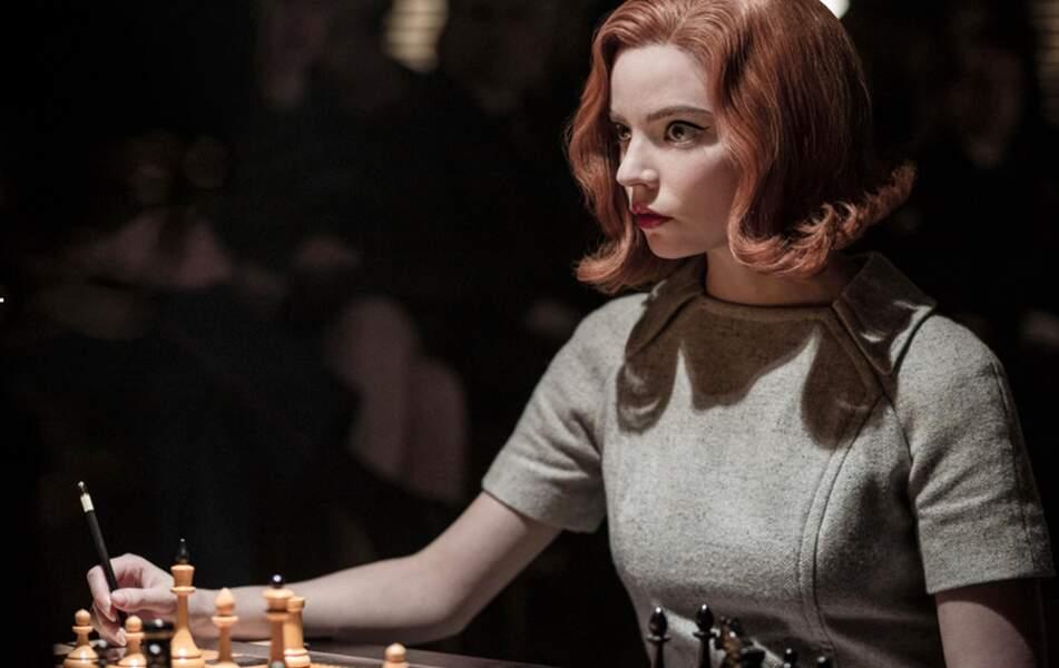 Avec Beth (Le Jeu de la Dame), on vous promet une soirée captivante ! On espère que vous aimez les échecs et que vous n'êtes pas mauvais joueurs…