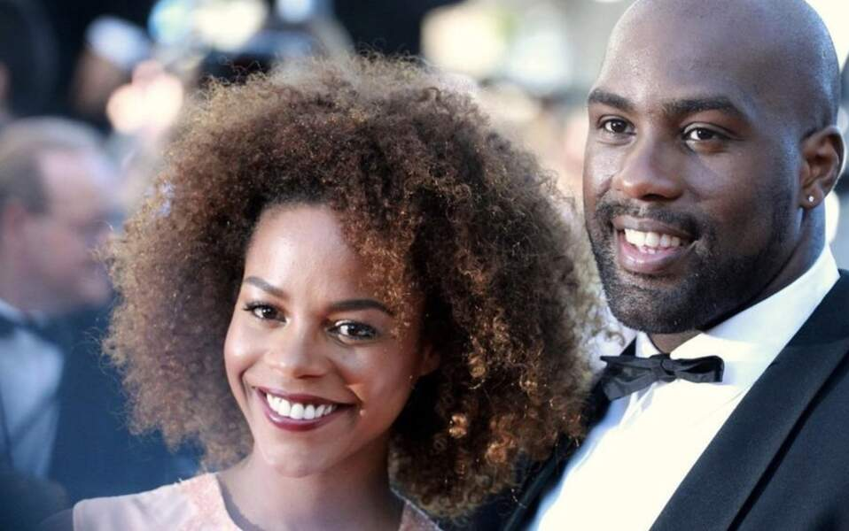 Teddy Riner toujours très amoureux