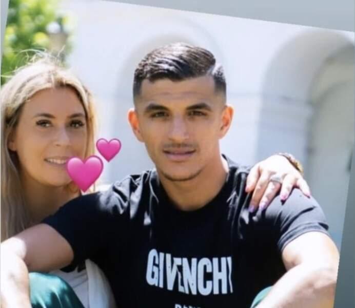 Marion Bartoli et son compagnon footballeur