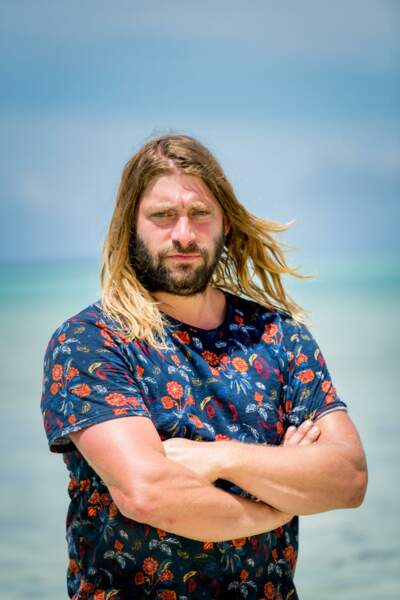 Arnaud, 36 ans, maraîcher