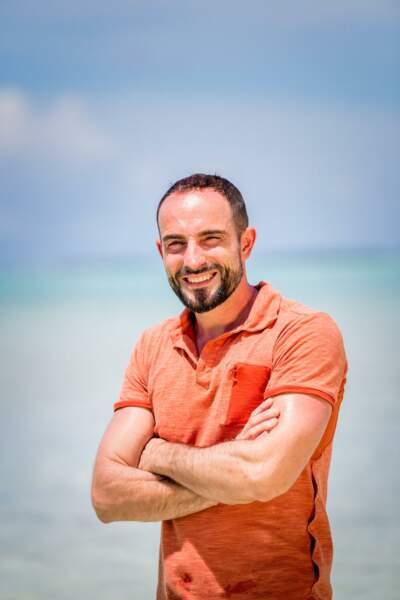 Hervé, 44 ans, boulanger