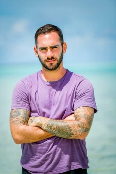 Mathieu, 29 ans, élagueur