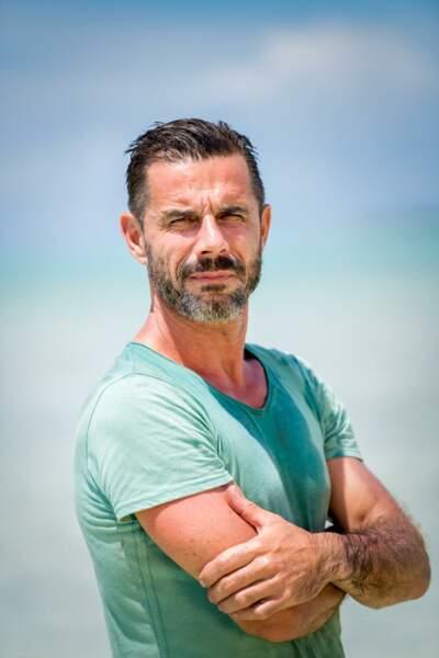 Frédéric, 48 ans, restaurateur