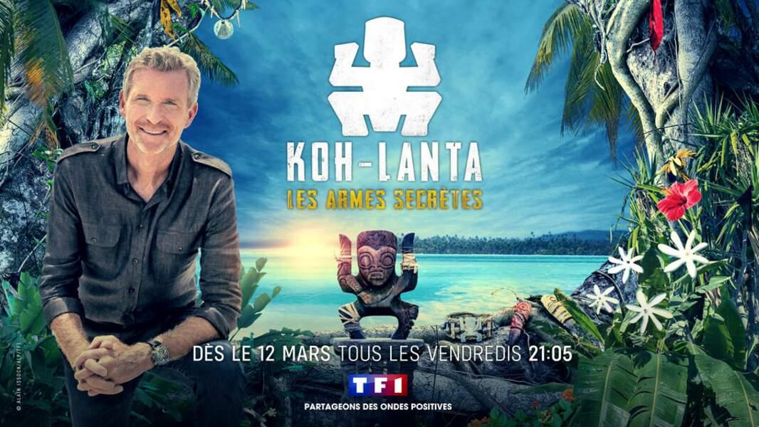 Koh-Lanta est de retour le vendredi 12 mars 2021 sur TF1 !