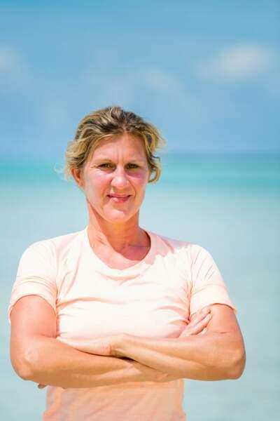 Sylviane, 44 ans, maître-nageur