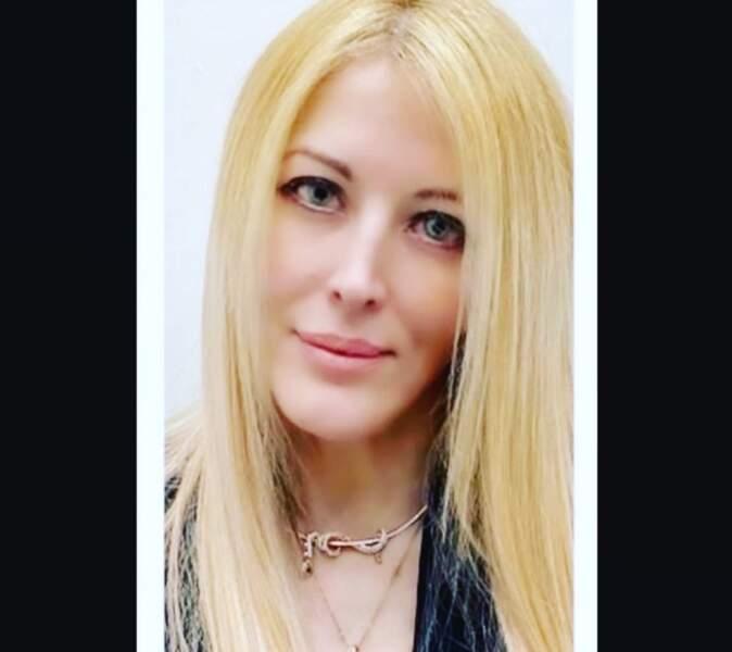 Portrait de Loana posté sur Instagram fin février 2021