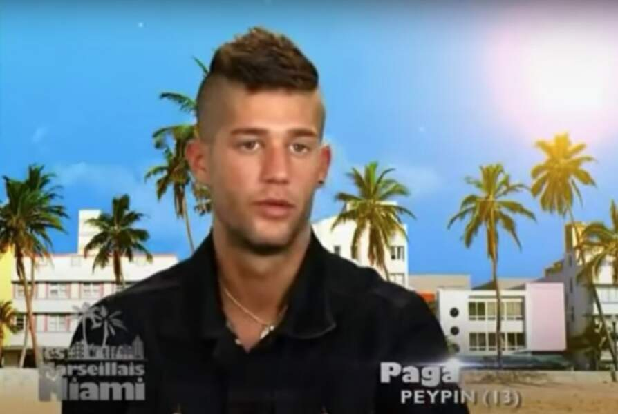 Paga est présent depuis Les Marseillais à Miami en 2012