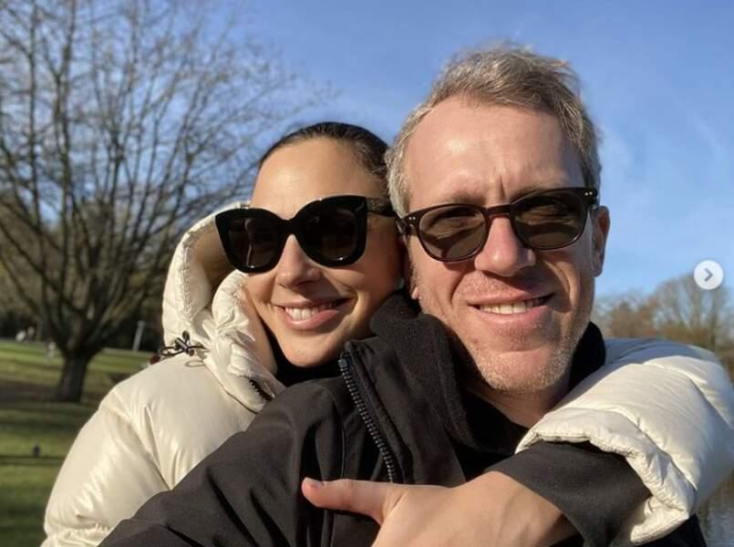 Selfie ensoleillé en amoureux pour l'actrice Gal Gadot et son mari Yaron.
