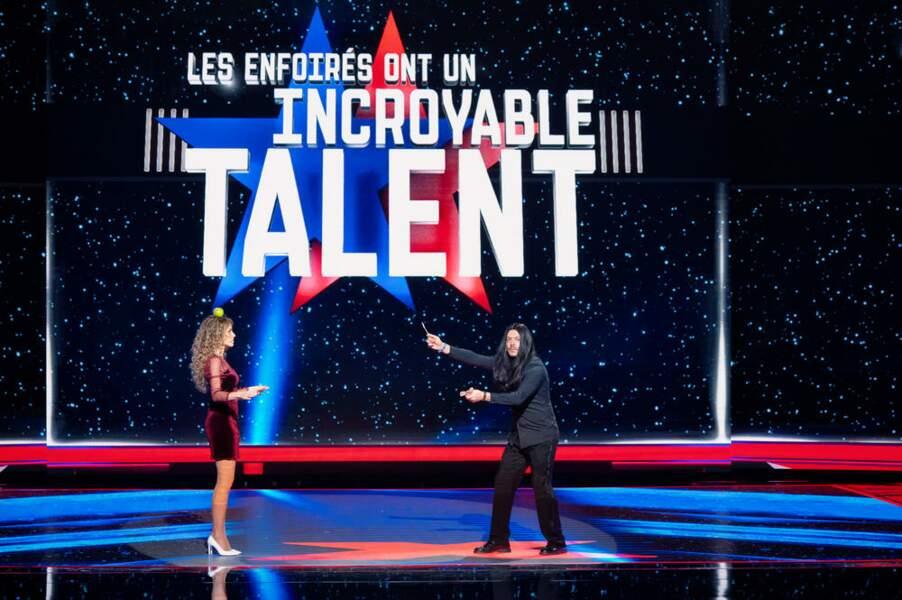 Cette année, les Enfoirés vont parodier beaucoup d'émissions de télé dont Incroyable Talent