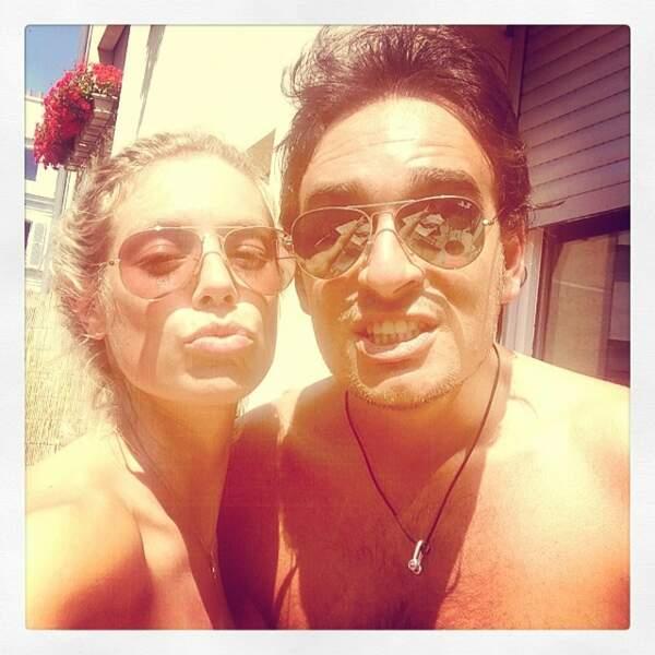 Elle est en couple avec Kevin Levy, chanteur, humoriste et comédien