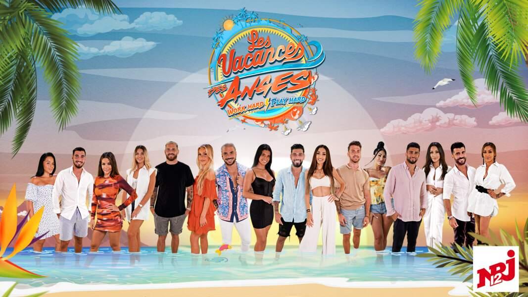 Les Vacances des Anges saison 4 arrivent le 29 mars à 18h15 sur NRJ12 pour un premier épisode inédit !