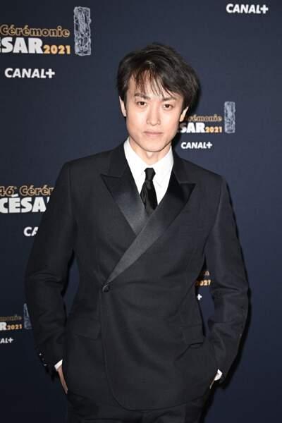 L'acteur coréen Hong Kwang-ho