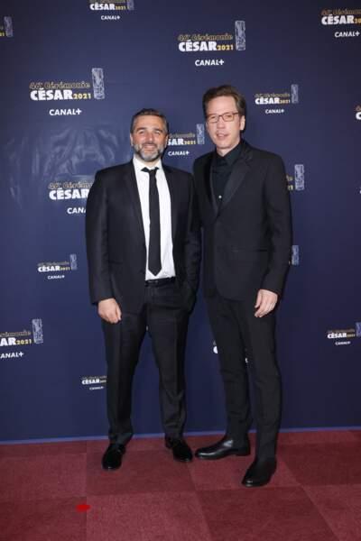Olivier Nakache et Reda Kateb