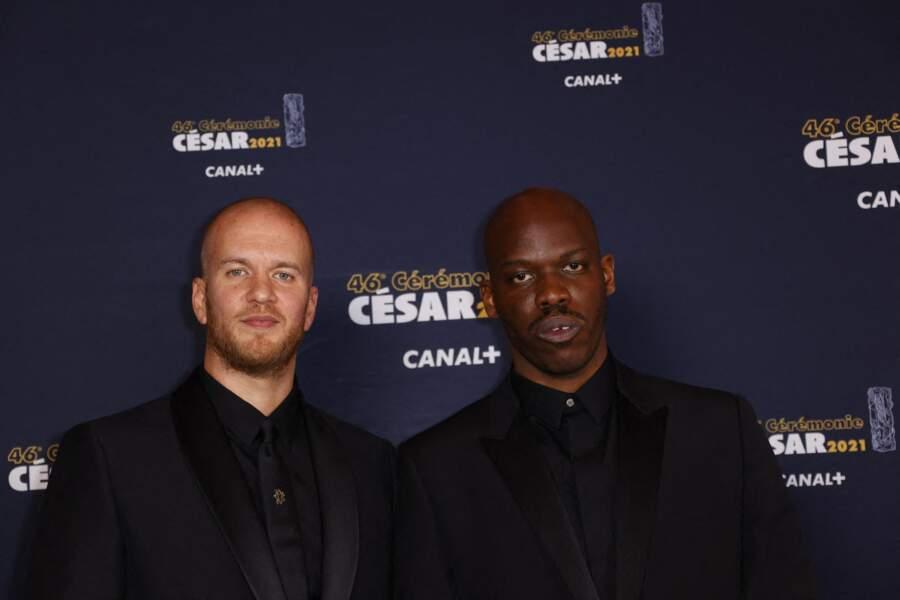 John Wax et Jean-Pascal Zadi