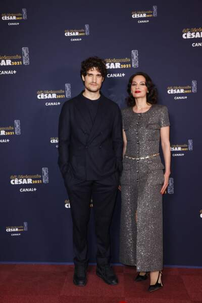 Louis Garrel et Jeanne Balibar
