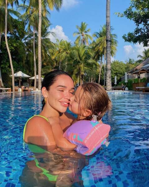 De notre côté, on était plutôt tenté par le programme de Jazz et sa fille Chelsea aux Maldives.
