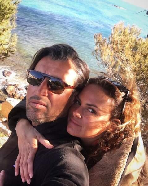 Tout comme pour Géraldine Lapalus et son mari Julien !