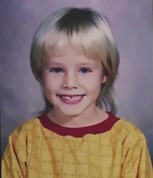 Là, c'est Kristen Bell.