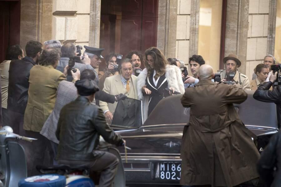 Al Pacino et Madalina Ghenea