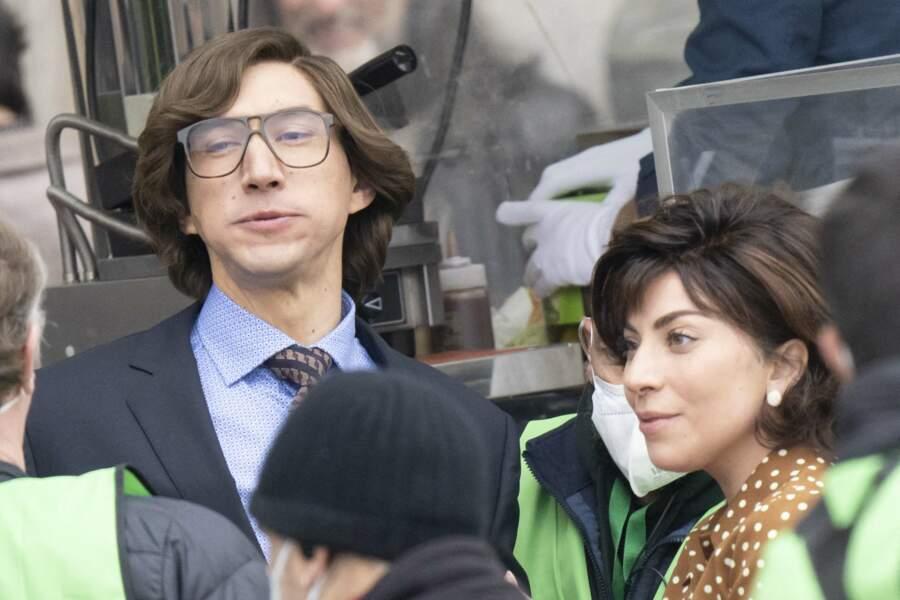 Lady Gaga joue la future ex-femme de Maurizio, Patrizia Reggiani