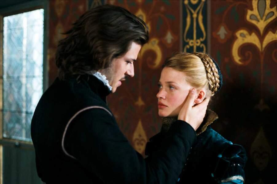 Mélanie Thierry et Gaspard Ulliel dans La princesse de Montpensier (2010)