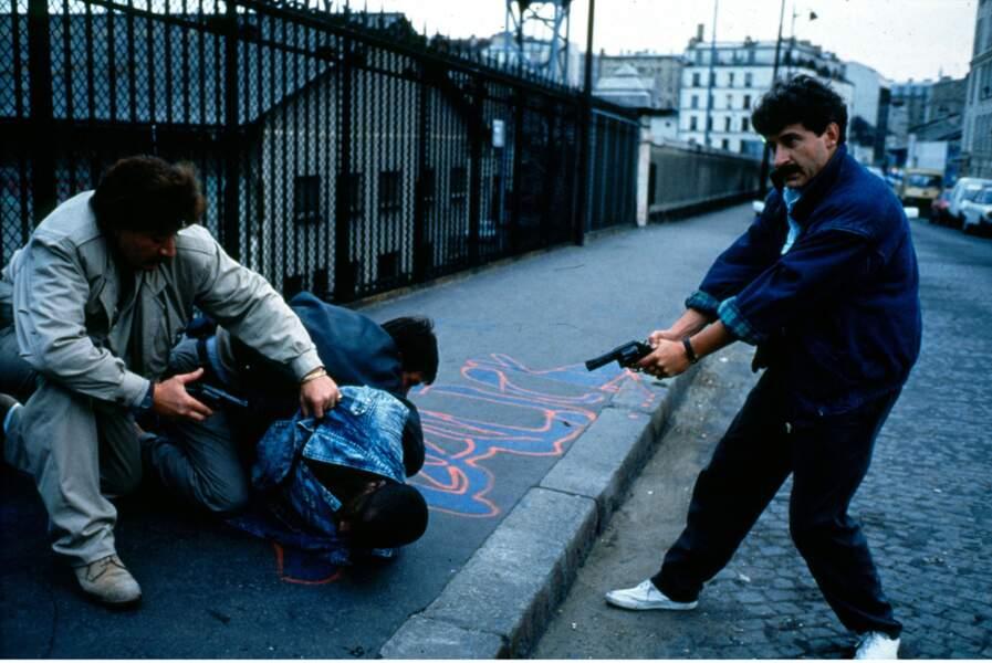 Didier Besace dans L.627 (1992)