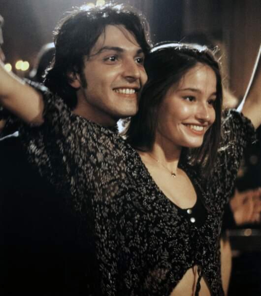 Marie Gillain, Olivier Sitruk, dans L'appât (1995)
