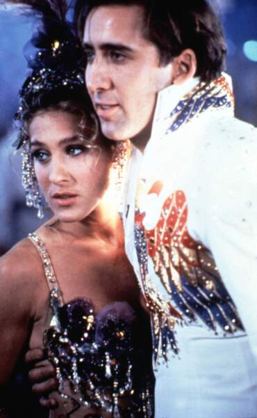L'acteur aime aussi se prendre pour Elvis !