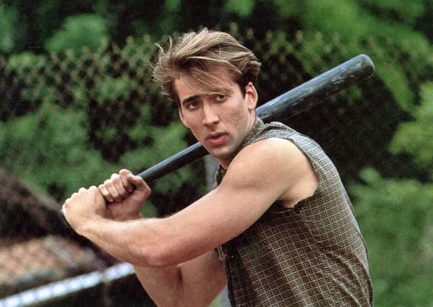 Côté look, Nicolas Cage a toujours aimé faire dans l'excentricité