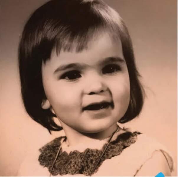 ... Et Cathy quand elle était plus jeune