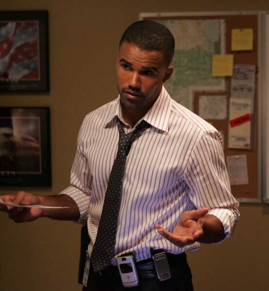 Shemar Moore a incarné Derek Morgan jusqu'à la saison 11, puis a décidé de quitter la série