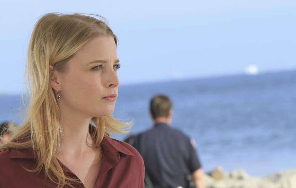 Rachel Nichols a incarné agent spécial Ashley Seaver dans la saison 6 ! Ashley Seaver) est revenue dans Continuum et Flynn Carson