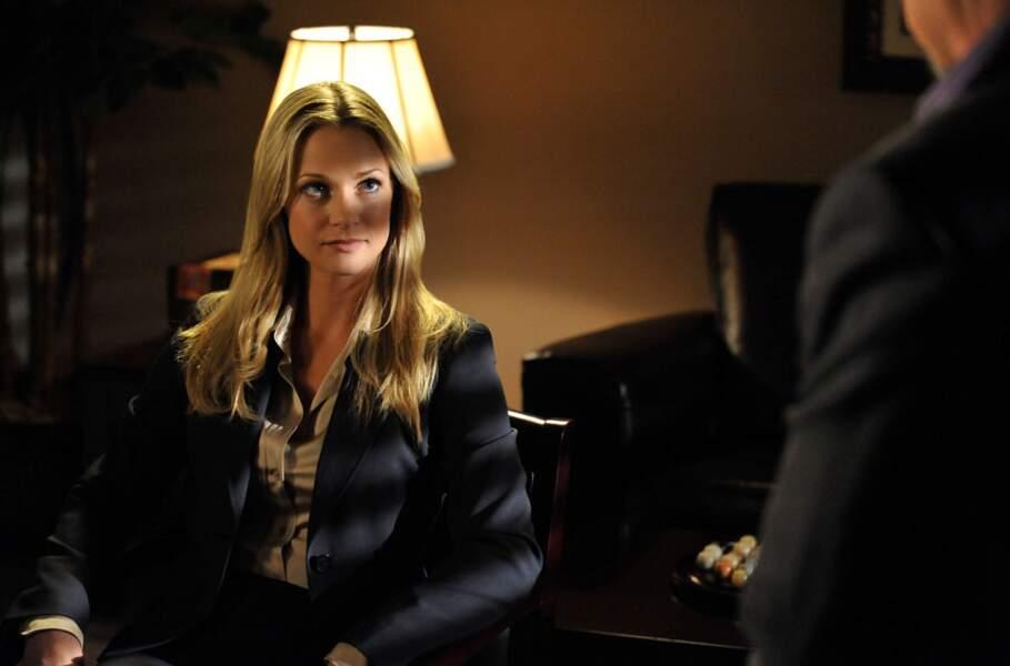 Andrea Joy Cook a elle aussi trouvé sa place au fil des saisons. Elle incarnait l'agent spécial Jennifer « J. J. » Jareau