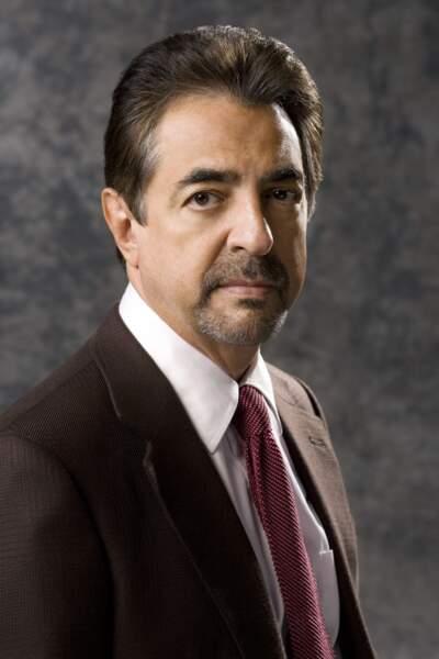 Joe Mantegna alias l'agent spécial superviseur David Rossi, présent depuis la saison 1 !