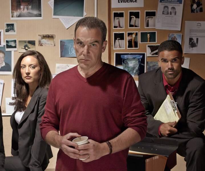 Mandy Patinkin, alias l'agent spécial Jason Gideon, a été l'un des acteurs principaux des 3 premières saisons.