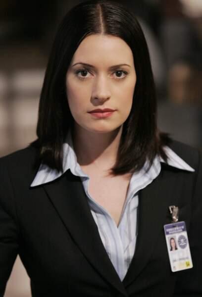 Paget Brewster est arrivée dans la série en saison 2 ! Elle a joué l'agent spécial Emily Prentiss