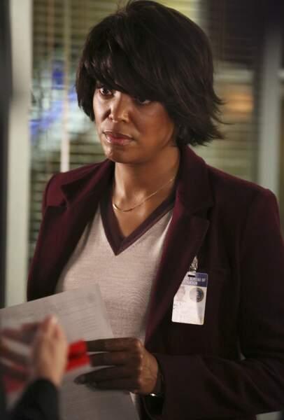 L'actrice Aisha Tyler a interprété le Dr Tara Lewis, psychologue spécialisée depuis la saison 11