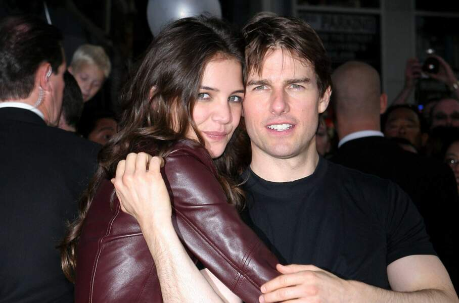 Elle a été mariée 6 ans avec Tom Cruise