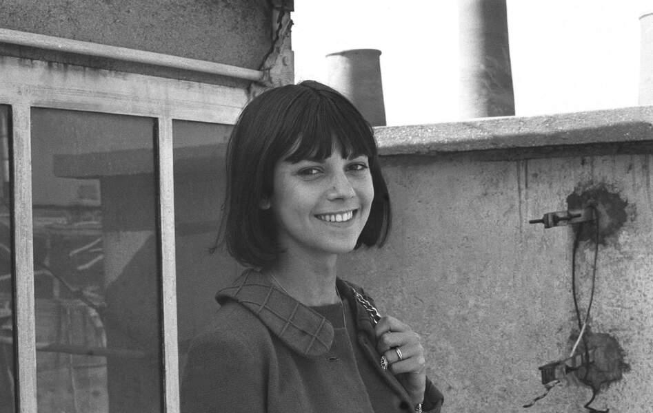 Chantal Goya : avant.