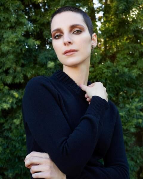 Jouée par Carla Baratta, elle a récemment changé de look dans la série