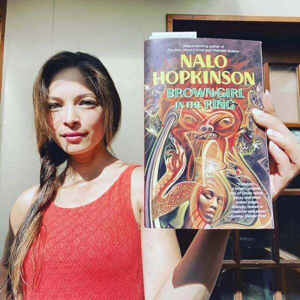 N'hésitez pas à aller voir son Instagram, elle donne son avis sur plein de livres