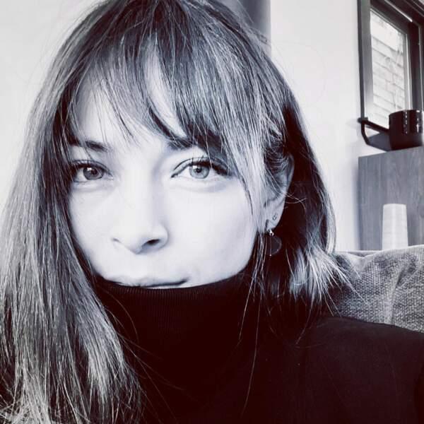 Discrète, l'actrice y partage quelques photos de son quotidien, mais aussi les choses qui lui tiennent à cœur