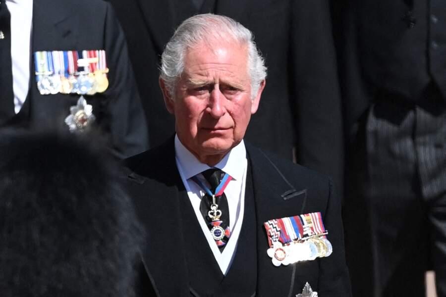 La grande émotion du prince Charles, l'héritier du trône