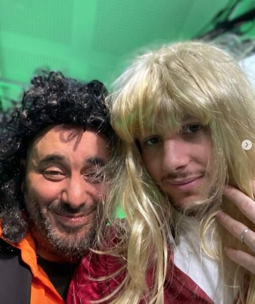 Vianney et Jérôme Commandeur, invités sur la chaîne de McFly et Carlito, ont beaucoup faire rire leurs fans avec ces nouveaux looks.