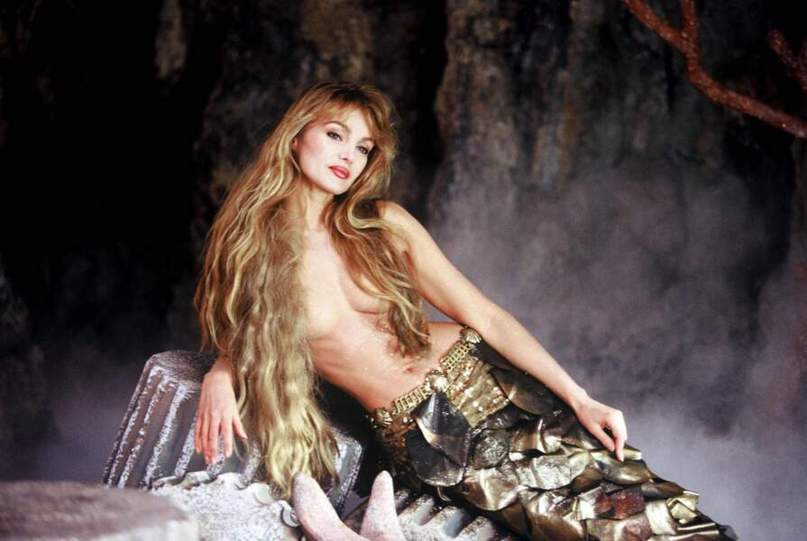 Joli sirène en 1992.