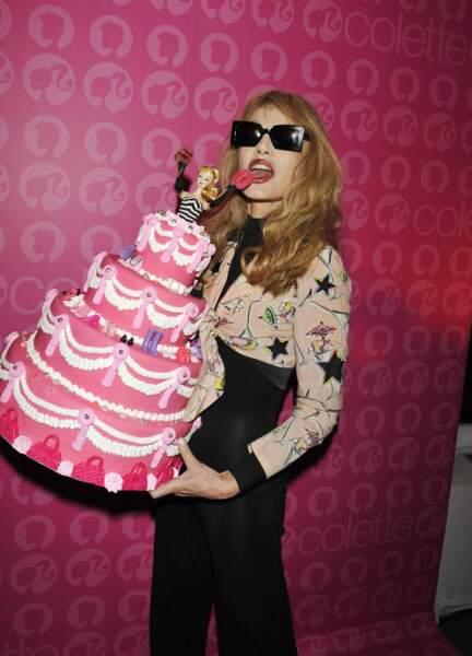 Joyeux anniversaire Arielle Dombasle !
