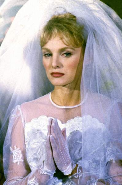 Et là en 1984, pour le téléfilm Vive la mariée.