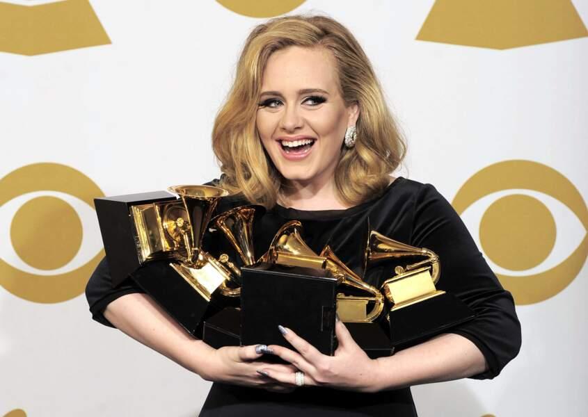 Ainsi que six Grammy Awards, rien que ça.